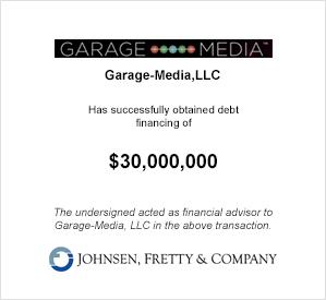Garage Media 30MM