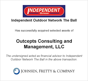ION the Ball - Outcepts,llc