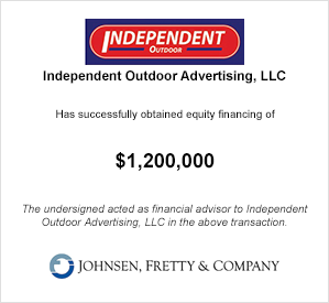 Independent Outdoor Advertising 1.2M