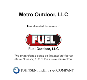 Metro Outdoor- Fuel